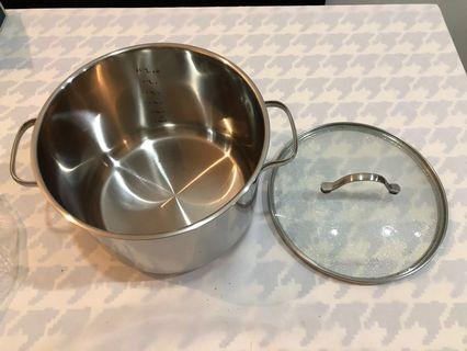 Stockpot 24cm (7.53Litre) with lid