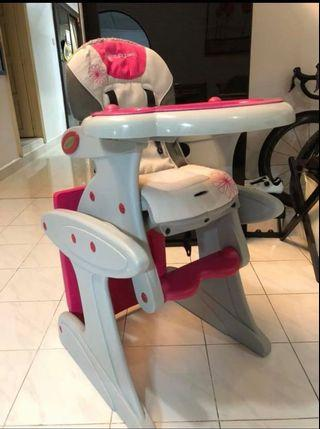 2 in1 High Chair