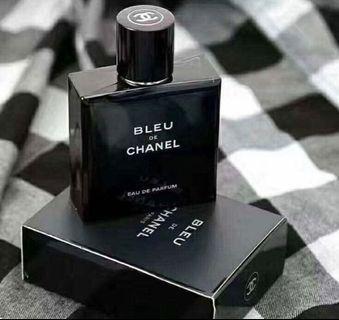 全新 Chanel bleu de 小香 香水 edp 50ml 香精 男香