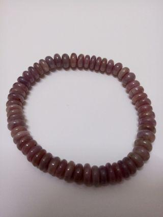 紅寶石6mm盤珠