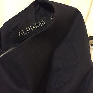 Alpha60 petal dress