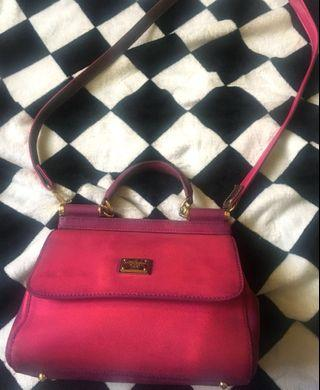 Dolce & Gabbana Miss Sicily sling bag -REPRICED