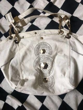 REPRICED: Jimmy Choo Slouchy Lola Shoulder bag