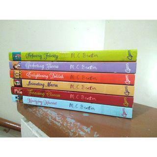 The School for Manners Series (M. C. Beaton)