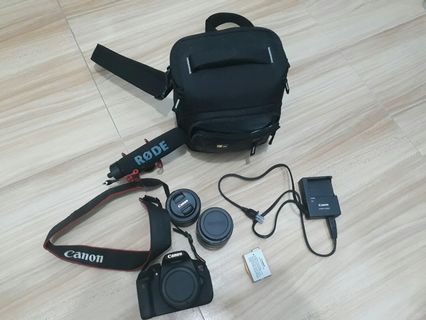 Canon 700D repriced, Photography on Carousell