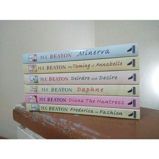 The Six Sisters Series (M. C. Beaton)