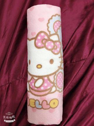 Kitty系列毛巾送奶嘴