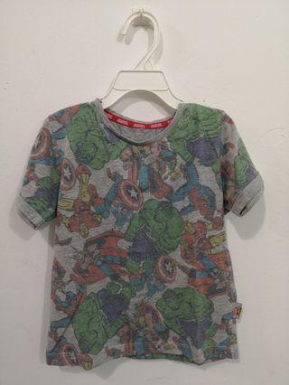 Super Mario Reversible Sequin T Shirt Boys Girls 6-7 Years Bnwt Blue T-shirts & Tops