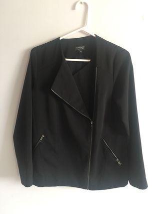 TOPSHOP black formal jacket