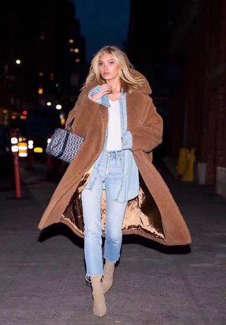 真品Dior明星款超新老花肩背包 vintage