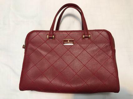 🚚 Tocco Toscano Red Bag