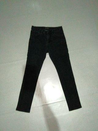 Black High waist Pants