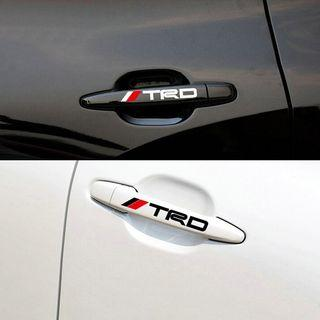 TRD Stickers for Toyota Car Doors