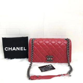 6d75cf33210250 chanel bag red   Luxury   Carousell Singapore