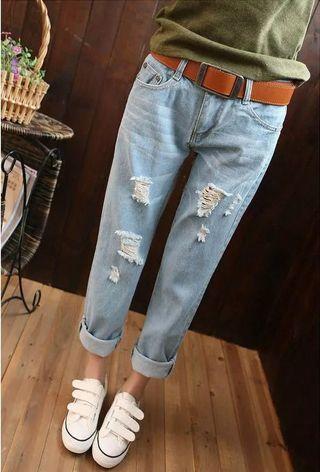 Jeans size 22-33