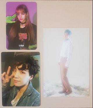 Blackpink, BTS & EXO PCs