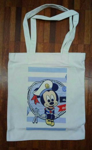 Mickey Mouse Zippy Tote Bag