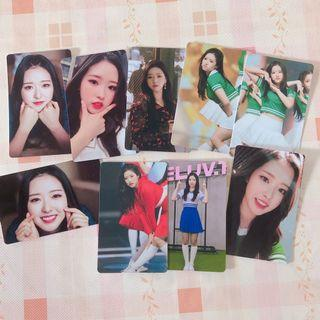 Olivia Hye Unofficial Photocards