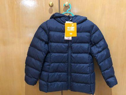 Uniqlo warm padded parka