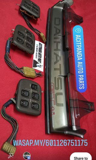 Daihatsu Charade Gtti G100/G100S Stuff