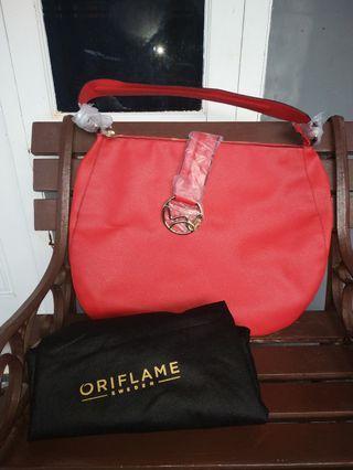 (NEW) Oriflame Red Passion Handbag