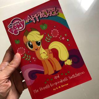 $5.20 mailed only little pony Applejack
