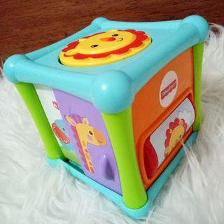 Fisher Price  Animal Activity Cube