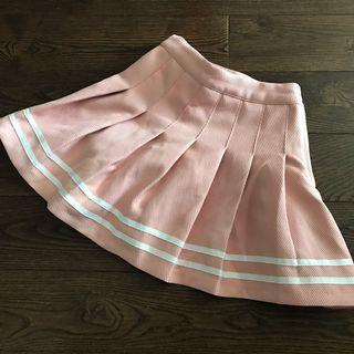 H&M Pleated Skirt (XXS)