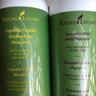 Young living hair care series