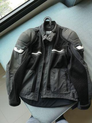 Macna Rush NightEye Mesh Jacket