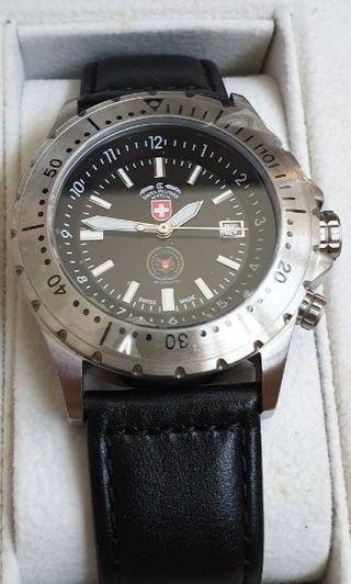 🚚 SAF Swiss Military Watch