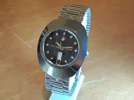 RADO 雷達錶, 永不磨損型, 機械自動, 95%新淨 ,淨錶