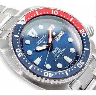 *Made In Japan* Seiko Prospex Special Edition Turtle PADI SRPA21J1 SRPA21 SRPA21J Automatic Diver Watch *Limited Edition*