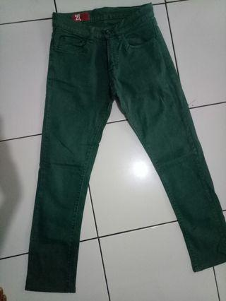 Celana zara Jeans ori