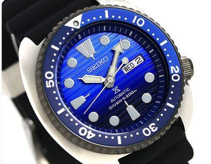 """*Made in Japan* Seiko PROSPEX """"Save the Ocean"""" Sunburst Turtle Classic 200m Diver's Watch SRPC91J1 SRPC91 SRPC91J SBDY021 Men's Watch *Limited Edition*"""