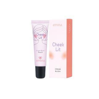 Emina cheeklit cream blush