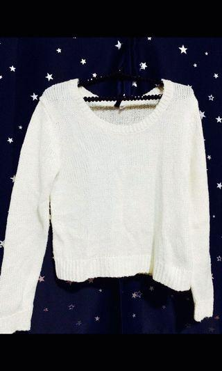 H&M Furry Pullover