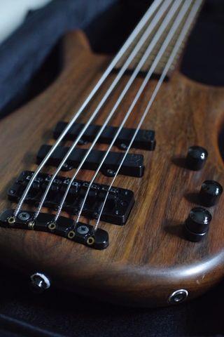 Warwick Bolt On Thumb 5 (01' MIG) Bass Guitar