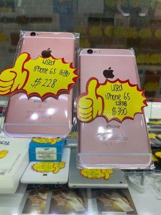 IPhone 6s - 16gb , 128gb