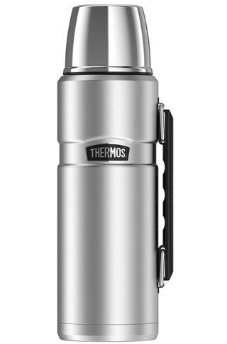 Thermos Stainless Steel King 40 Ounce Beverage Bottle 40 oz Stainless Steel