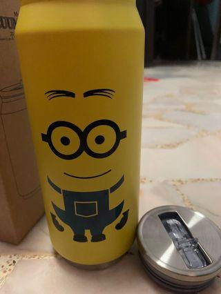 New minions vacuum cup