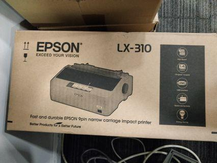 NEW EPSON DOT MATRIX PRINTER