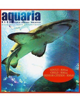 Aquaria klcc (valid until 31 dec 2019)