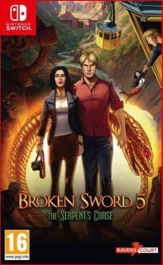 Nintendo Switch Broken Sword 5: The Serpent's Curse