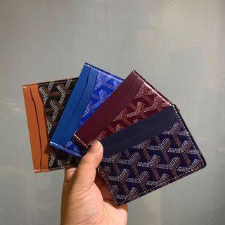 G elegant card case