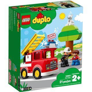 Lego 10901 Fire Truck