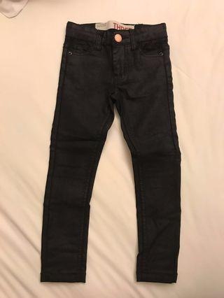 """(Kids) Cotton On """"leather like"""" pants for girls"""