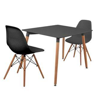Dining Set 1+2  (Square Table)