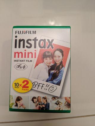 Instax twin pack
