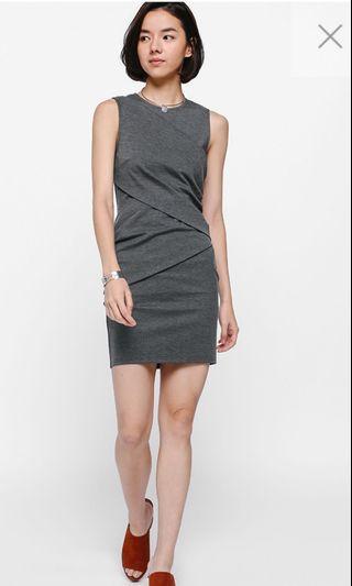 🚚 LB Ricatia Ruched Mini Dress